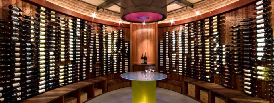 Une Cave À Vin: Pour Garder Son Vin Dans De Bonnes Conditions